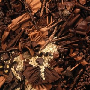 Dark Chocolate Fantasy Cake Recipe