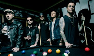 Avenged Sevenfold - Hail To The King, The Cast