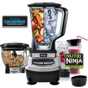 Ninja Mega Kitchen System Blender And Food Processor
